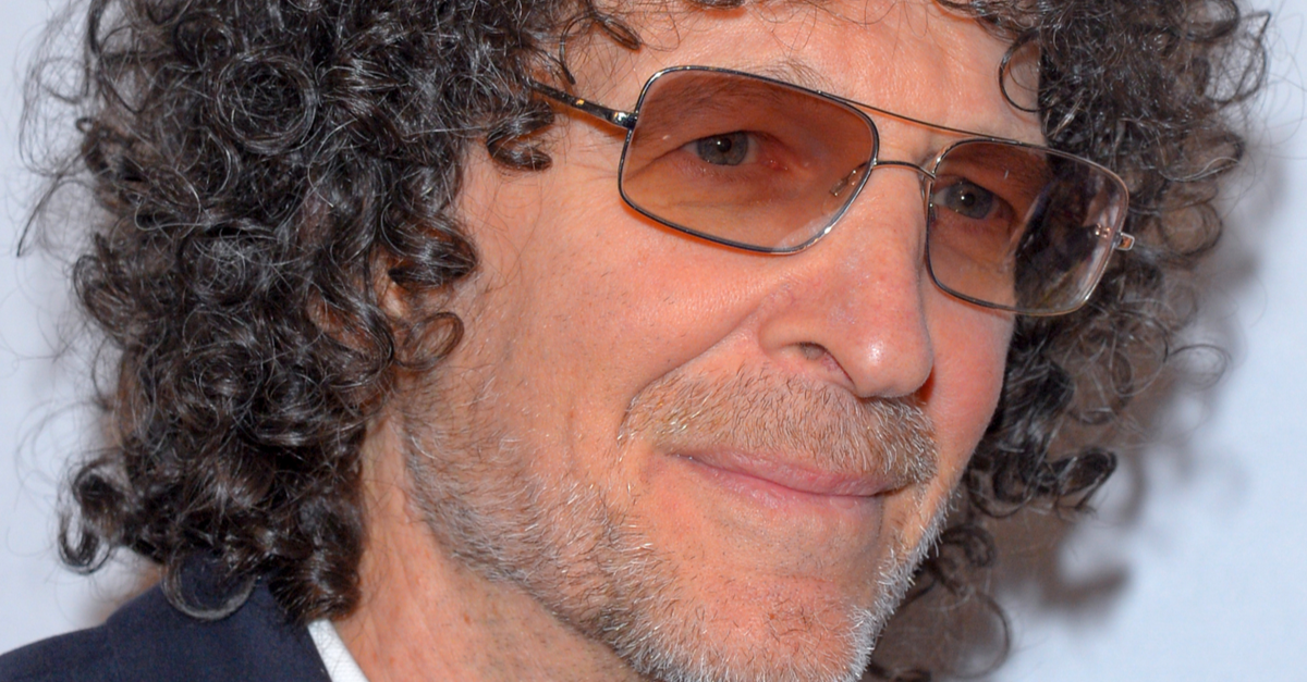 Howard Stern just said what everyone is thinking about unvaccinated people