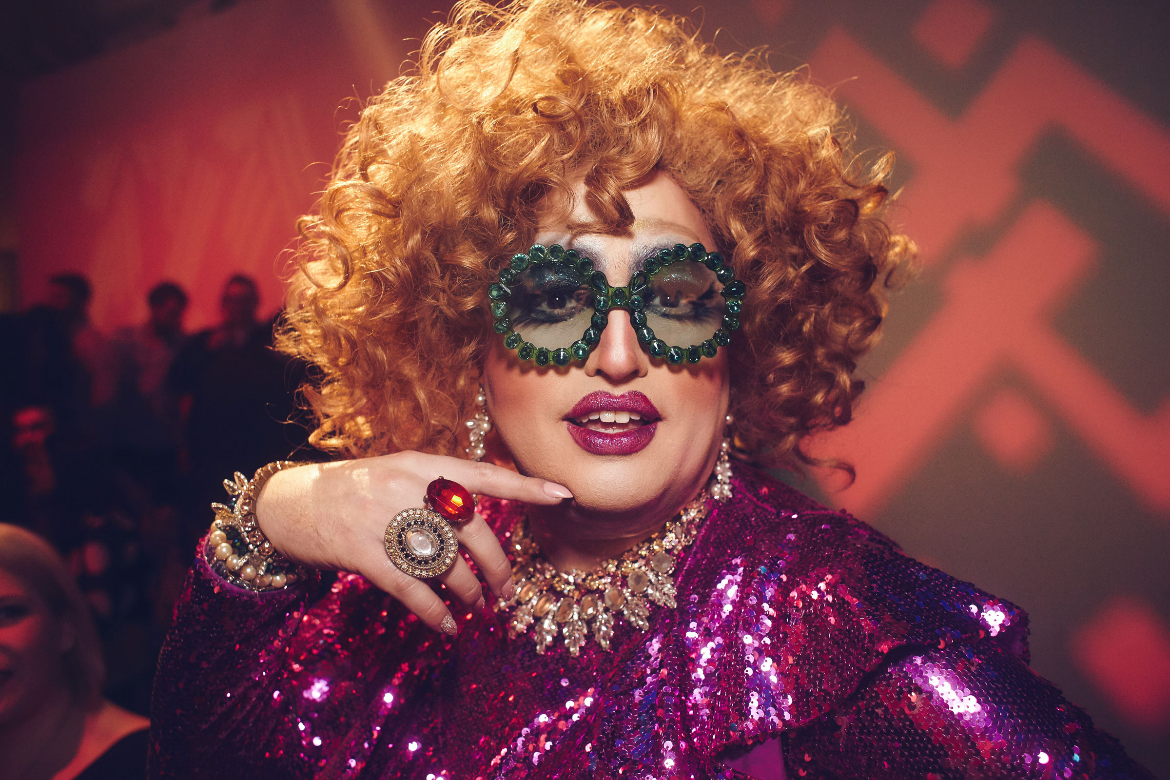 """""""Drag should always be about disrupting norms and upending the status quo,"""" says LMHM."""