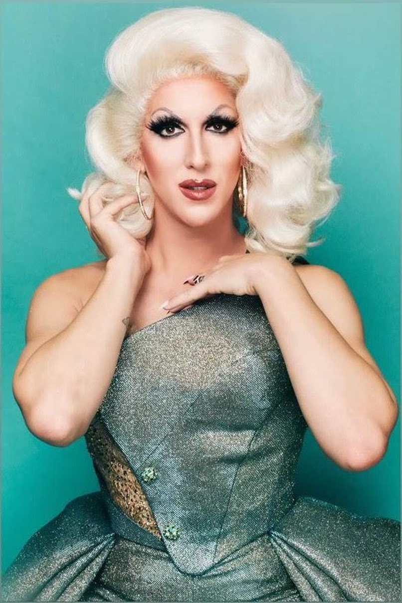 Drag performer Marti Gould Cummings took a turn from acting to activism—and politics—after the 2016 presidential election.