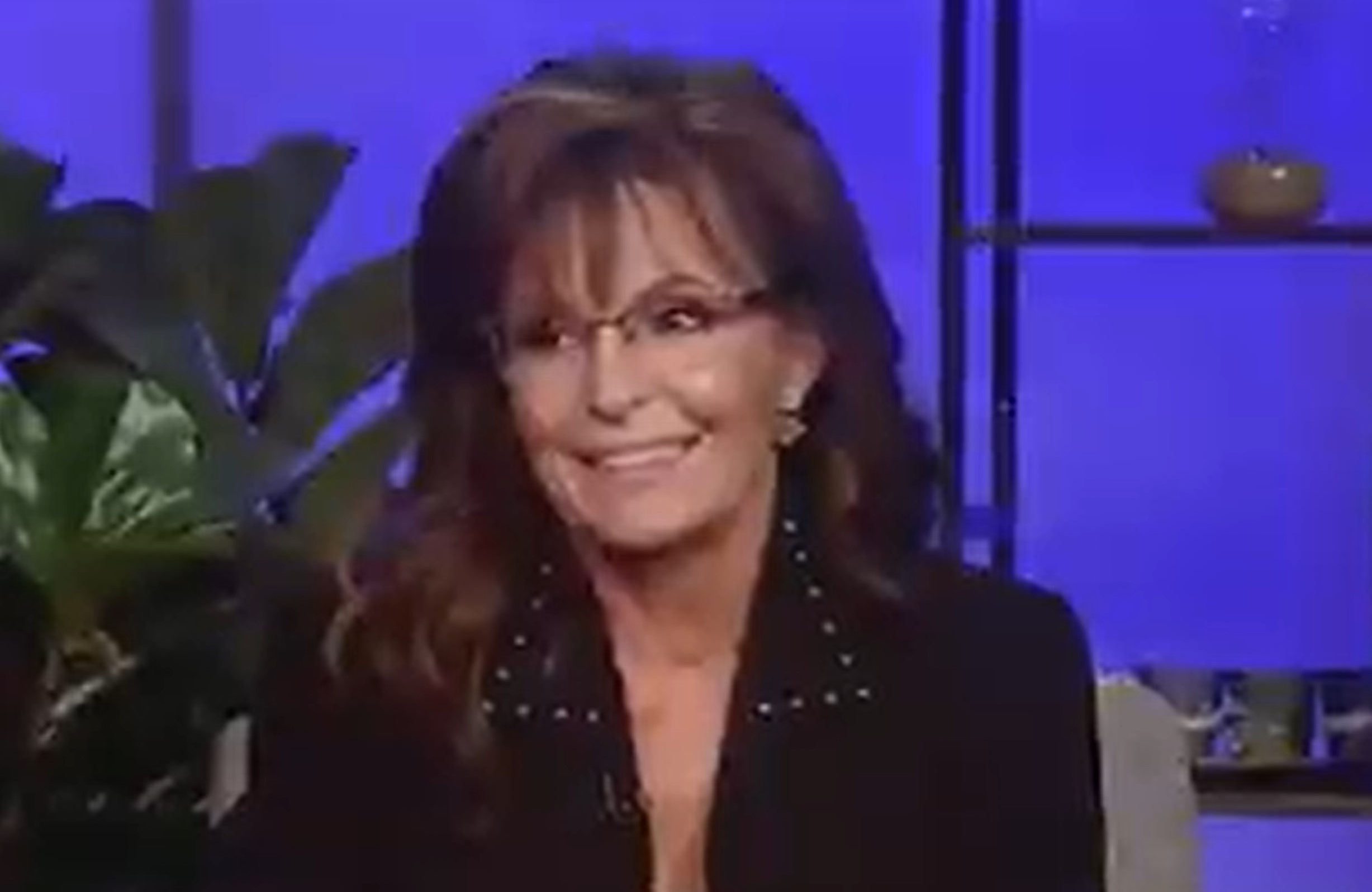 Sarah Palin freezes in awkward smile as Fox host lets loose with creepy sexual innuendoAlex BollingerLGBTQ Nation