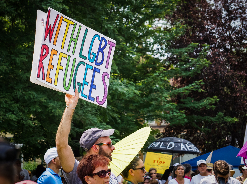 LGBTQ organizations press Joe Biden to protect queer & trans Afghanistan refugees