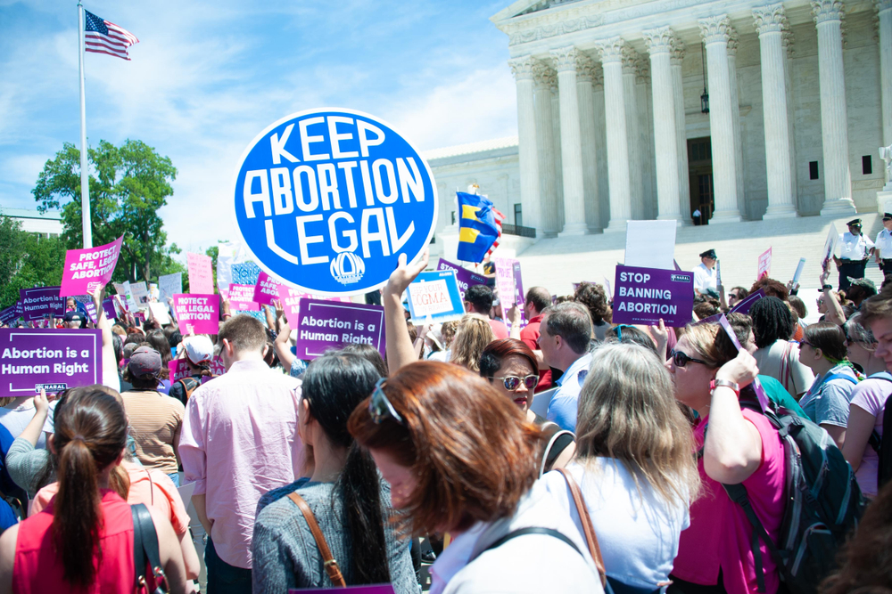 The Supreme Court allowed Texas to ban most abortions & LGBTQ people are speaking out