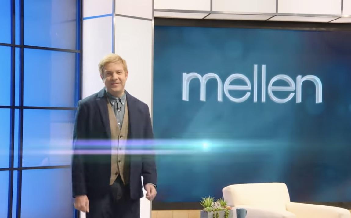 """SNL"" makes the perfect ""masculine"" version of Ellen's daytime showJuwan J. HolmesLGBTQ Nation"