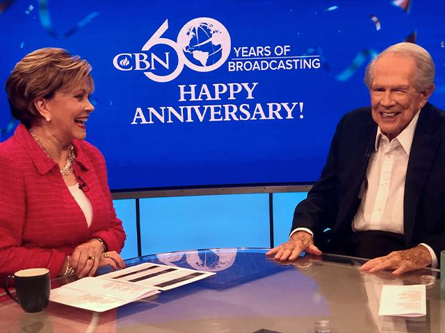Pat Robertson steps down as host of The 700 Club after 60 years on air